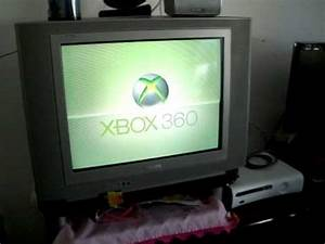 Tutorial Cabo HDTV AV E VGA P O X Box 360 YouTube