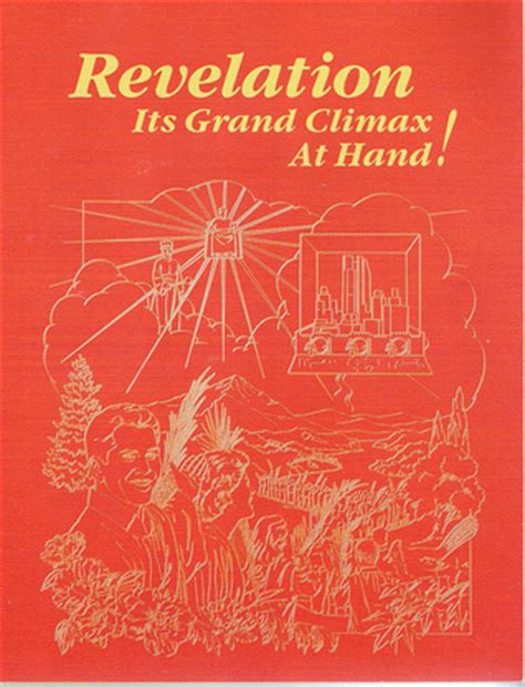 revelation  grand climax  hand   tower bible