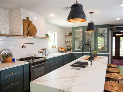 ideas  styling  kitchen counters hgtvs
