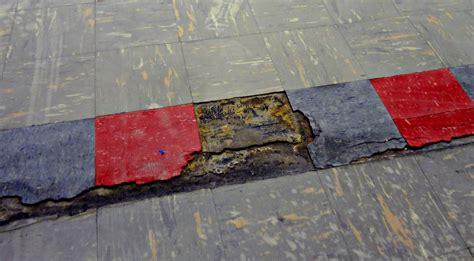 critical advice  asbestos   basementthe floors