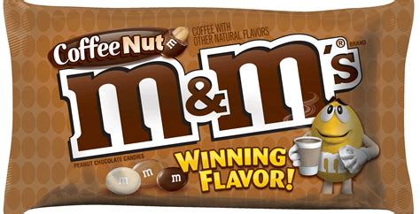 M&M's Announce Coffee Nut as New Permanent Flavor Time