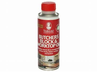 Oil Hardware Tableau 200ml Butchers Block