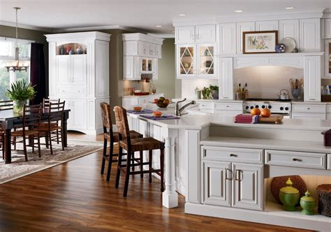 White-furniture-white Kitchen Cabinets Design Ideas