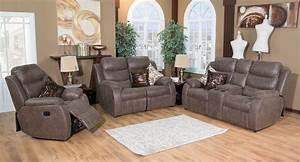 Nadine Recliner Lounge Suite Lounge Suites for sale