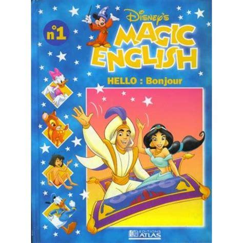 magic english quand disney nous enseignait langlais