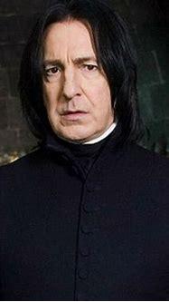RIP Professor Snape- Today's Parent