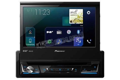 pioneer avh z7000dab pioneer avh z7000dab monitor 7 motorizzato apple carplay e android a rg sound store