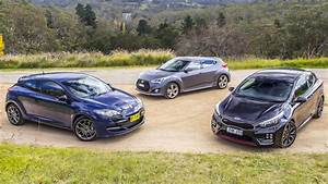 Kia Ceed Sport : sporty hatch comparison kia pro cee 39 d gt v hyundai veloster sr turbo v renault megane rs265 ~ Maxctalentgroup.com Avis de Voitures