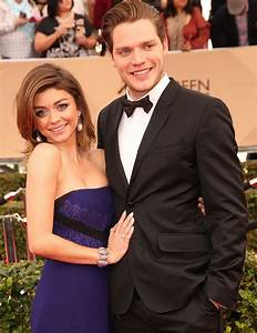 17 Best images about Dominic Sherwood And Sarah Hyland on ...