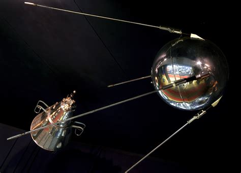 From Sputnik to Spacewalking: 7 Soviet Space Firsts - History in the Headlines