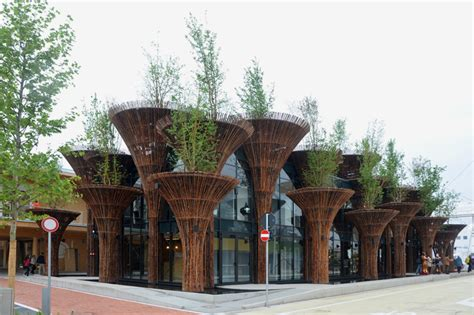 Vietnam Pavilion By Vo Trong Nghia Architects At Expo 2015