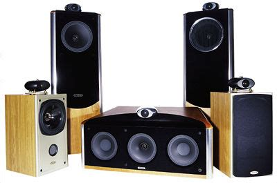 Dimensional Sound And Vision by Tannoy Dimension Surround Speaker System Sound Vision