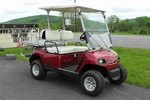 Yamaha G22 Golf Cart 2003