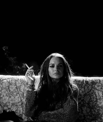 Lohan Lindsay Smoker Canyons Smoking Cigarettes Smoke
