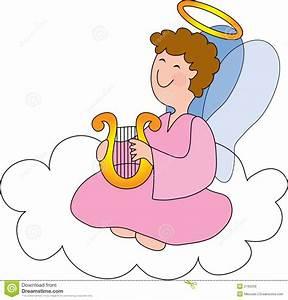 Engel Auf Wolke Schlafend : engel auf wolke mit harfe stockfoto bild 2192250 ~ Bigdaddyawards.com Haus und Dekorationen