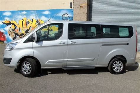 Maun Motors Self Drive  Luxury Minibus Hire  9 Seat