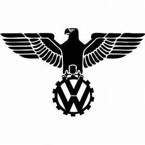 VW German Eagle Vinyl Sticker by 710Plotting on Etsy, $3 ...