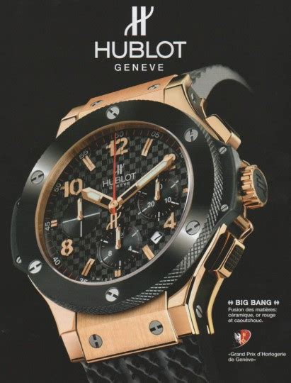 Maybe you would like to learn more about one of these? Hublot Big Bang gold Ceramic
