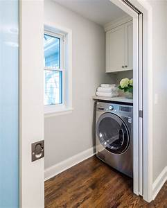 Silver Washer And Dryer Design Ideas