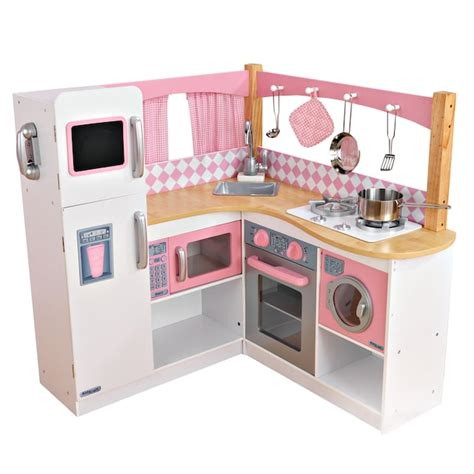 Kitchen Play Set by Kidkraft Grand Gourmet Corner Kitchen Play Set