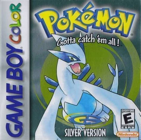 gameboy color rom silver version gameboy color gbc rom
