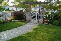 trending garden patio ideas design Collection Landscape Design Ideas For Front Of House ...