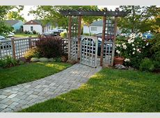 Collection Landscape Design Ideas For Front Of House