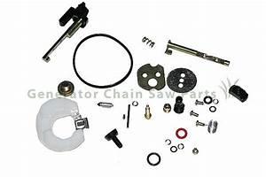 Carburetor Repair Rebuild Parts Powermate Pm0125500