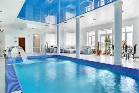 Indoor Pool : Basements Can Be The Perfect Place For Indoor Pools In