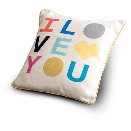 Throw Pillows For Walmart by 9 By Novogratz Letters Decorative Pillow Walmart