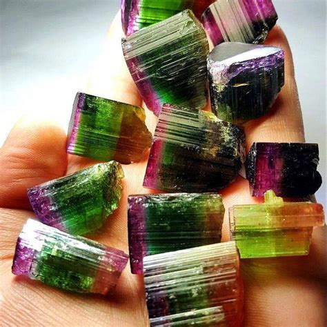 tourmaline color tourmaline species and color varieties