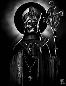 Papa Emeritus II by Vanagandr on DeviantArt