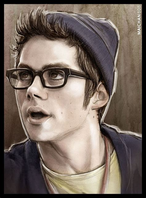 dylan o brien drawings dylan o brien drawing art pinterest teen wolf and
