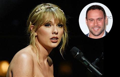 Taylor Swift Accuses Scooter Braun of 'Incessant ...