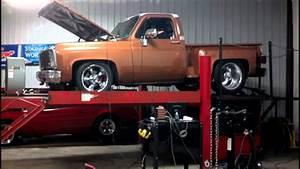 Chevy C10 6 0l Lq4 Texas Speed 228r  110lsa  Dyno