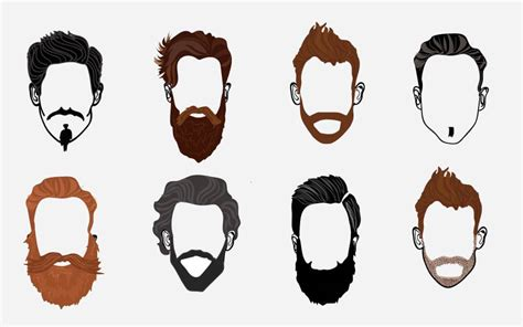 Beard Styles And Names