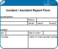 incident reporting form guardian angel home care