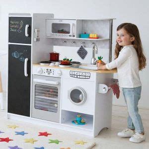 cuisine kidkraft jeu dimitation cuisine en bois