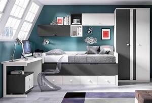 Chambre Ado Garcon Ultra Moderne Personnaliser