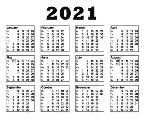 blank  calendar printable calendar