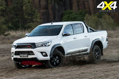 2019 Toyota Hilux 3  Car News And Reviews
