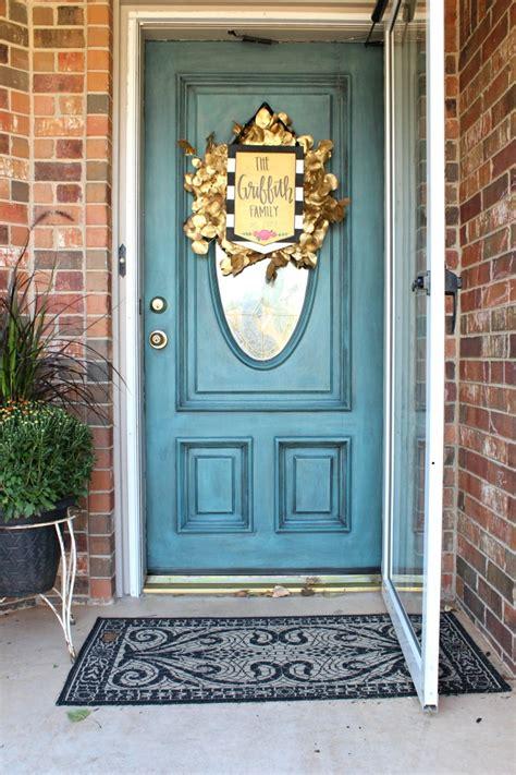 Painted Front Door Colors  Refunk My Junk