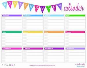 birthday calendar template download free premium With family birthday calendar template
