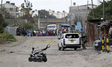 4 Killed By Twin Nairobi