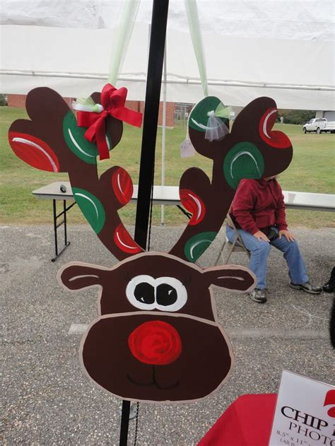 christmas wood yard art  sale woodworking projects