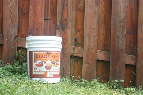 Who Sells Ready Seal Deck Stain by Fence Stain Eht