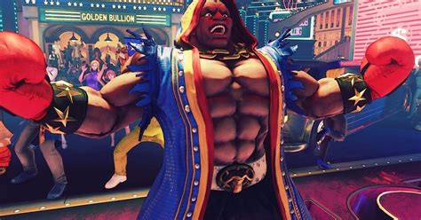 Street Fighter 5s Balrog Is Not The Balrog I Know And