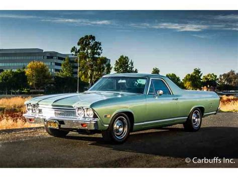1968 el camino 1968 chevrolet el camino for sale on classiccars 15