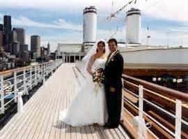 cruise weddings wedding on a boat a wedding on a cruise ship