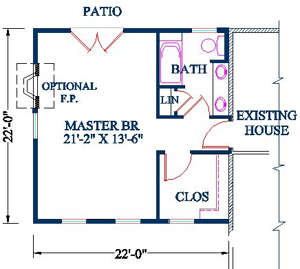 master suite plans master bedroom addition plan vaulted ceiling